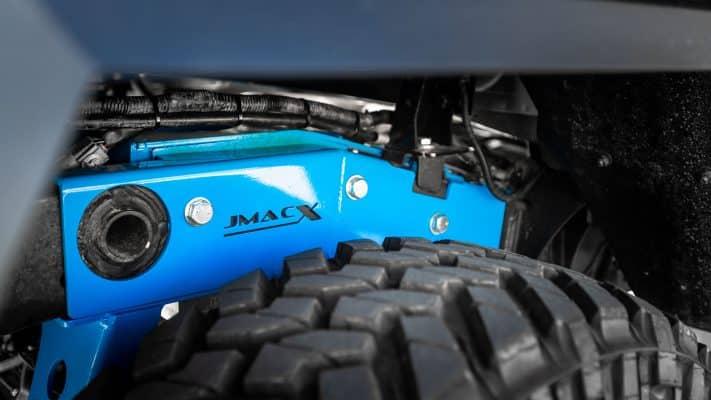 Boss Aluminium JMACX Coil Conversion 70 Series