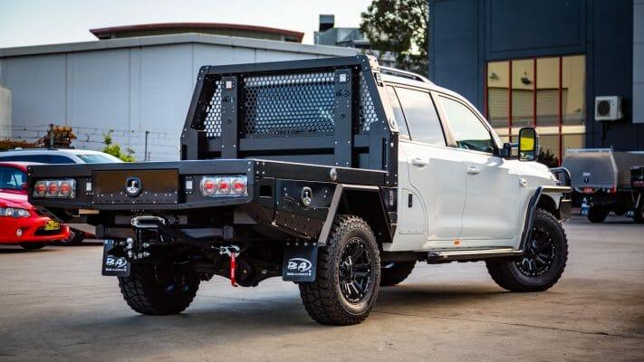 Boss Aluminium Premium Tray 200 Series