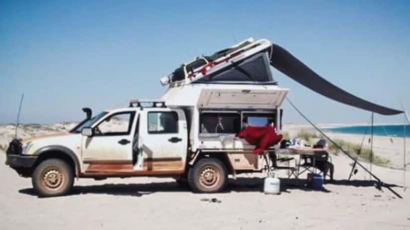 Boss st Rooftop tent