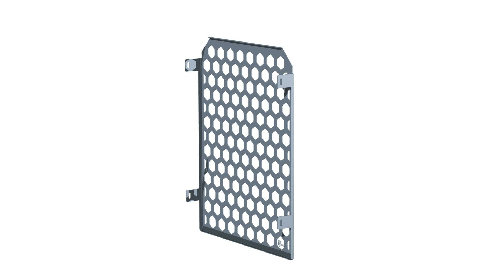 Full Height Mesh Divider