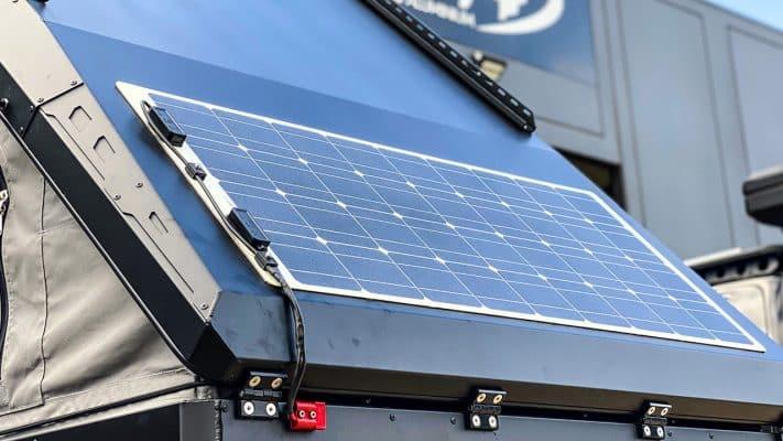 Boss RT W Solar Panel