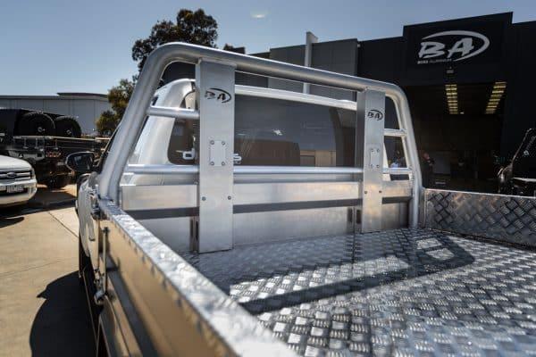 M Aluminium tray