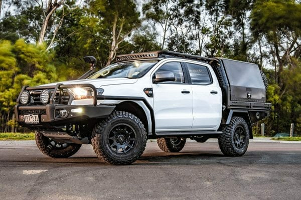 Dual Cab Ford Ranger Ute Canopy