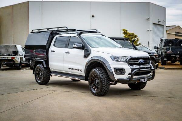 Ford Ragner Door Canopy